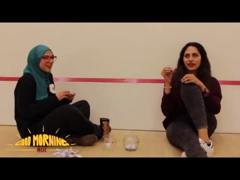 Interview with Aya Mahdy: Silver Medal Winner of Eppe World Cup