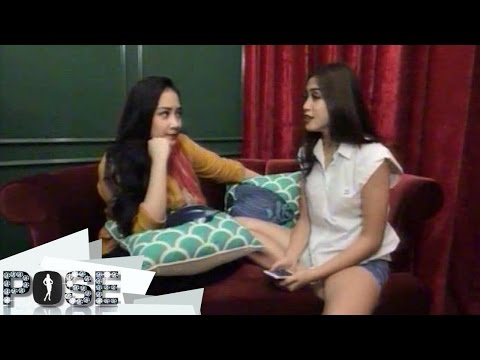Nagita Slavina dan Jessica Iskandar Tertawakan Ayu Ting Ting - Pose (23/5)