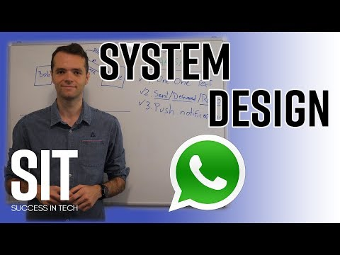 System Design: Messenger service like Whatsapp or WeChat - I
