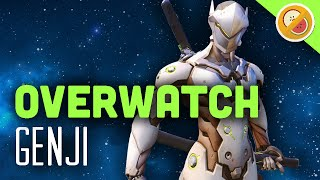Genji - Overwatch (Gameplay Funny Moments)