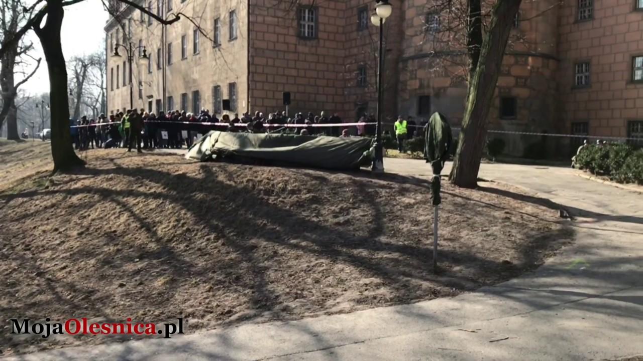 04.03.2018 – Historyczna inscenizacja w Oleśnicy