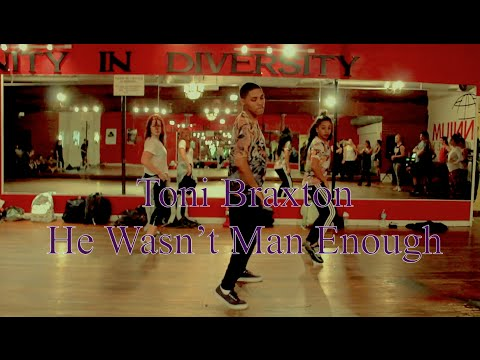 Toni Braxton - He Wasn't Man Enough | Hamilton Evans Choreography