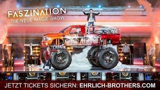 Ehrlich Brothers: FASZINATION - Die neue Magie Show [Trailer 2017]