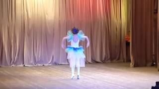 Великолепный век. Танец маленькой Хюррем Султану Алина Кабаева дети 2016. Детская школа искусств NEW