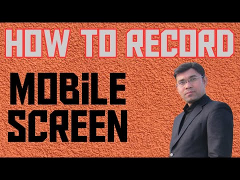 How to record any mobile screen | Best SCREEN RECORDER Apps for Android in 2020 | by sagar sam