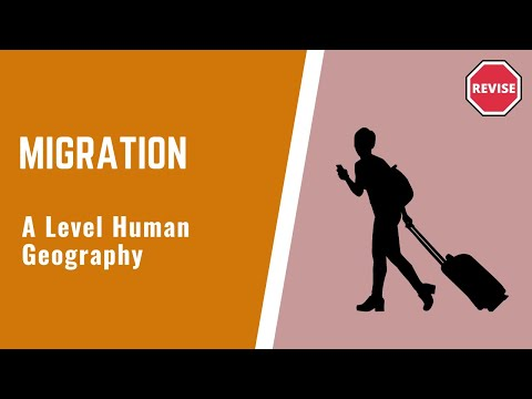 As Human Geography - Migration