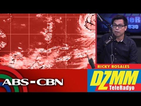 DZMM TeleRadyo: Batanes to feel brunt of Typhoon 'Helen' early Tuesday