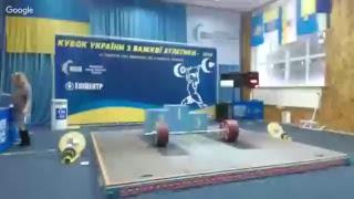 Кубок України з важкої атлетики 2018. Чоловіки 77, 85, 94 кг