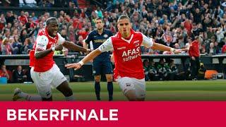 Bekerfinale 2013: AZ - PSV