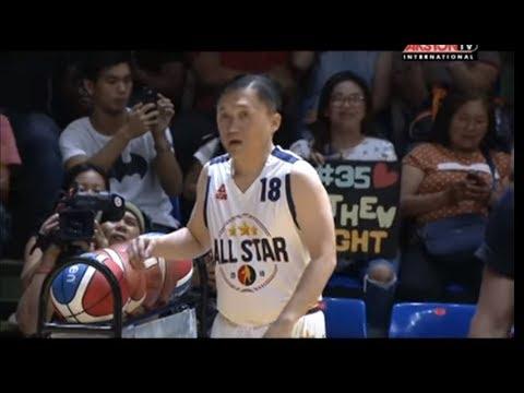 PBA All-Star 2018   Legends 3pt Shootout
