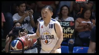 PBA All-Star 2018 | Legends 3pt Shootout