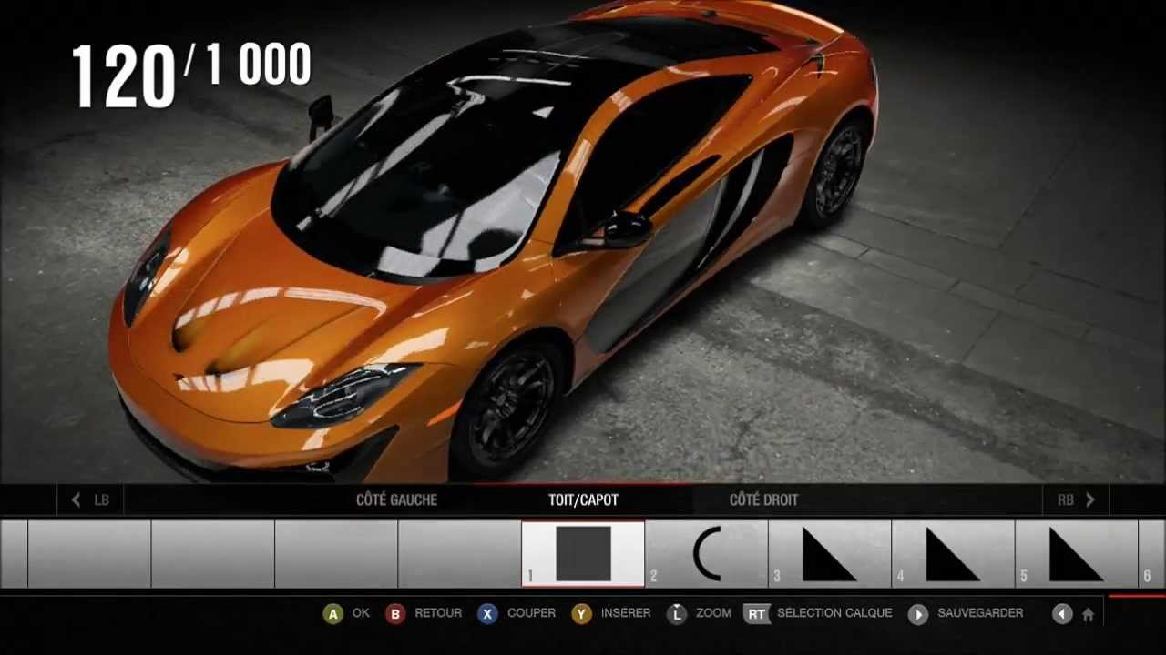 Replika Watch Forza 4 Mclaren P1 Replica Construction - Youtube