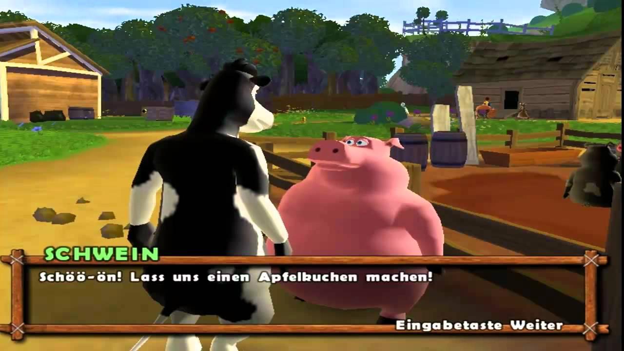 Let\'s Play ein tierisch verrückter Bauernhof german #1 Der Perverse ...