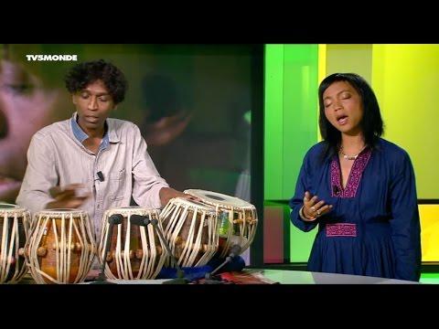 """Seheno - Prabhu Edouard - """"Jyoti"""" - Journal TV5 Afrique"""