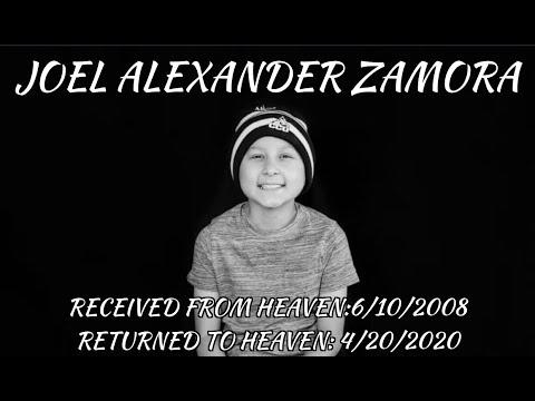 Saturday 04.24.21 | 2:00 PM | Celebrating Joel Zamora