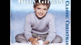 Watch Billy Gilman White Christmas video