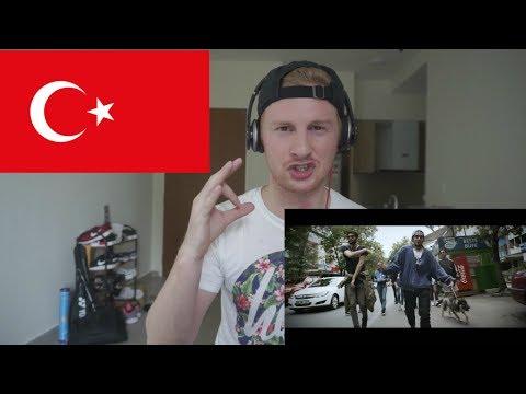 Ezhel - Şehrimin Tadı // TURKISH RAP REACTION