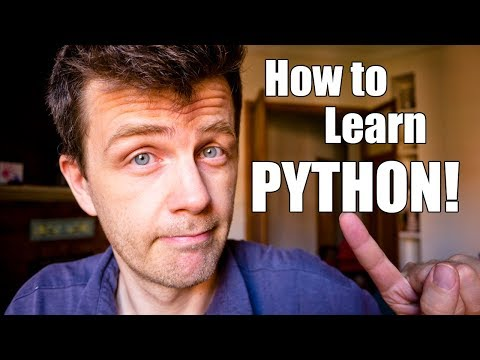How to Learn Python - Best Courses, Best Websites, Best YouT