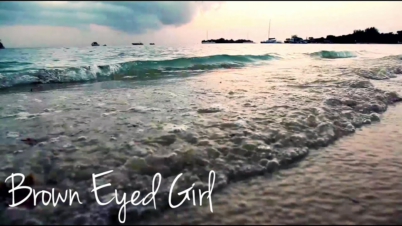 Brown Eyed Girl Van Morrison Acoustic Cover Candace Leca New