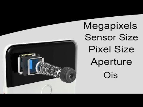 Megapixels vs Sensor Size vs Pixel Size vs Aperture vs OIS