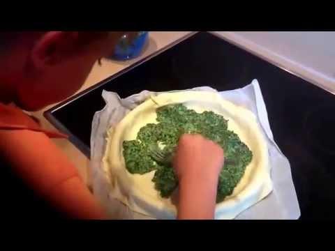 quiche-aux-épinards,-aux-lardons,-et-mozzarella