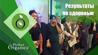 Результаты по Здоровью, Форум 2017, Perfect Organics