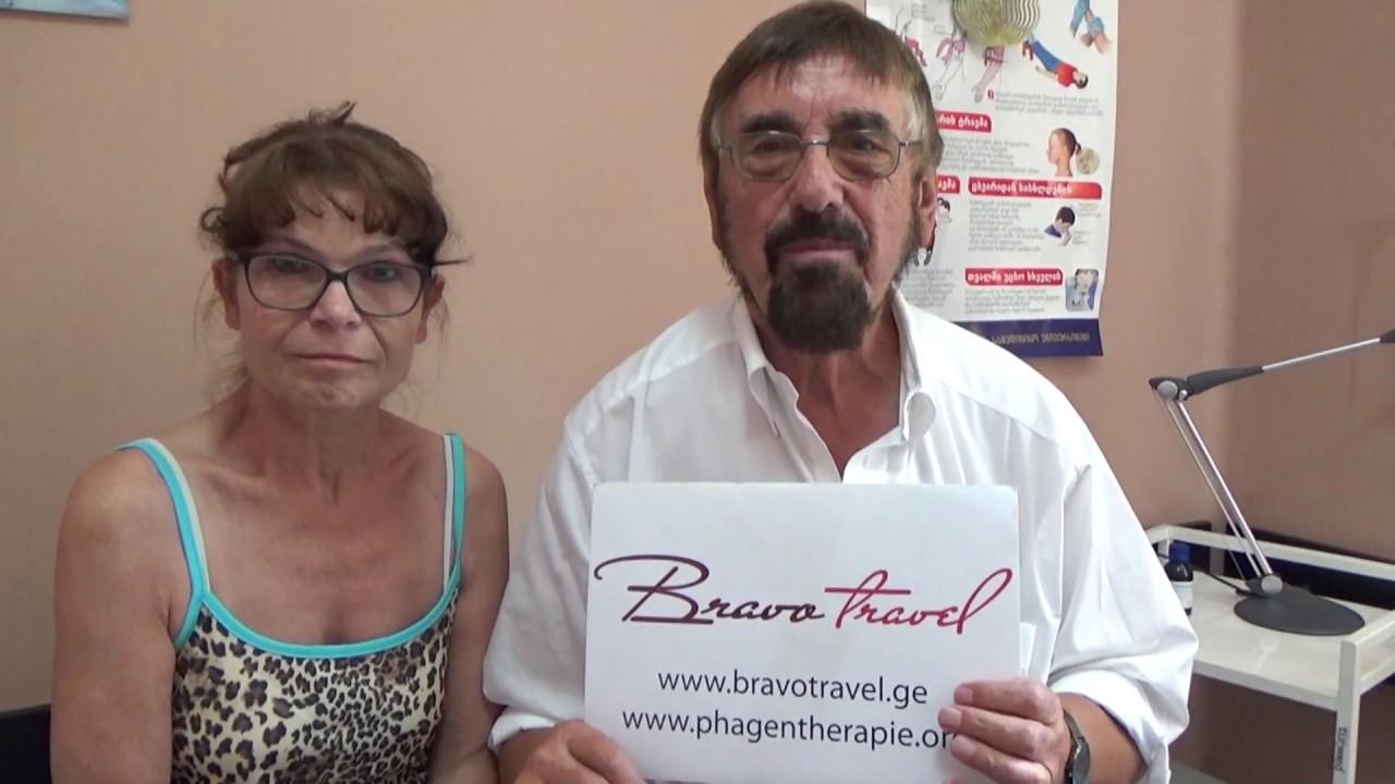 Phagentherapie