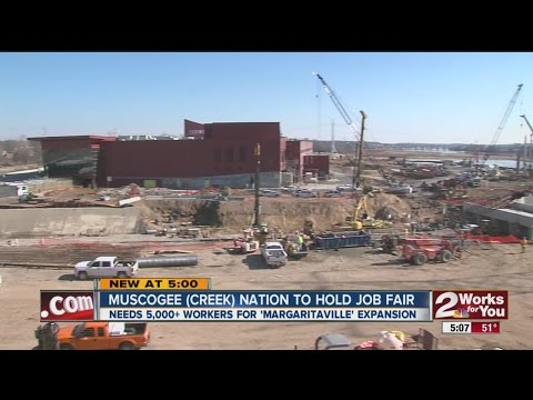 Muskogee Creek Nation Job Fair