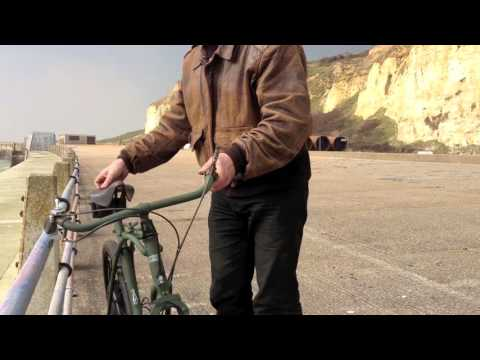 1944 BSA Airborne Paratrooper Motorised Bicycle Cyclemaster