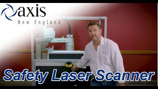 Johnny Automation Presents... The Omron OS32C Safety Laser Scanner