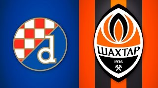 GNK Dinamo Zagreb - FC Shakhtar. Full game