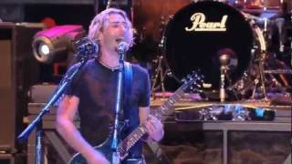 nickelback photograph live 2007