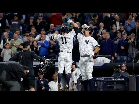 2017 AL Wild Card Highlights | Twins vs Yankees ᴴᴰ