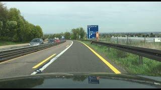 Autobahn A553 von AK Bliesheim bis AS Brühl Nord