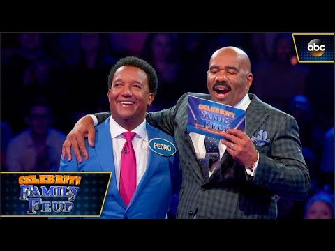 MLB Stars Play Fast Money - Celebrity Family Feud