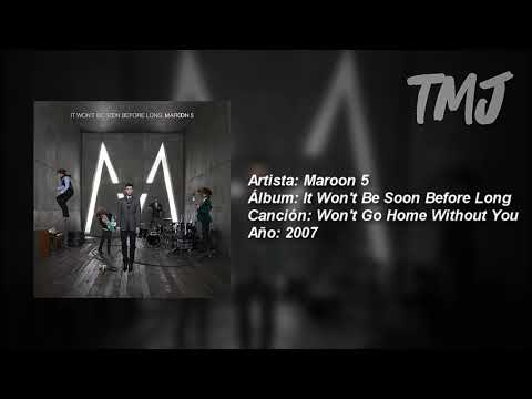 Letra Traducida Won't Go Home Without You de Maroon 5
