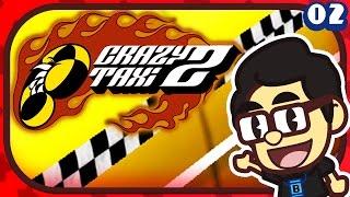 Crazy Taxi 2 REVIEW - BGRA!