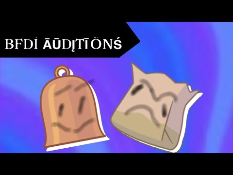 Bfdi Auditions reanimated map