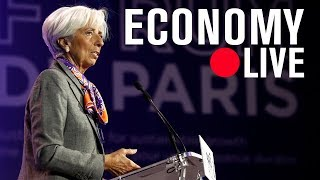 IMF Director Christine Lagarde on The G20 and the global economy | LIVE STREAM