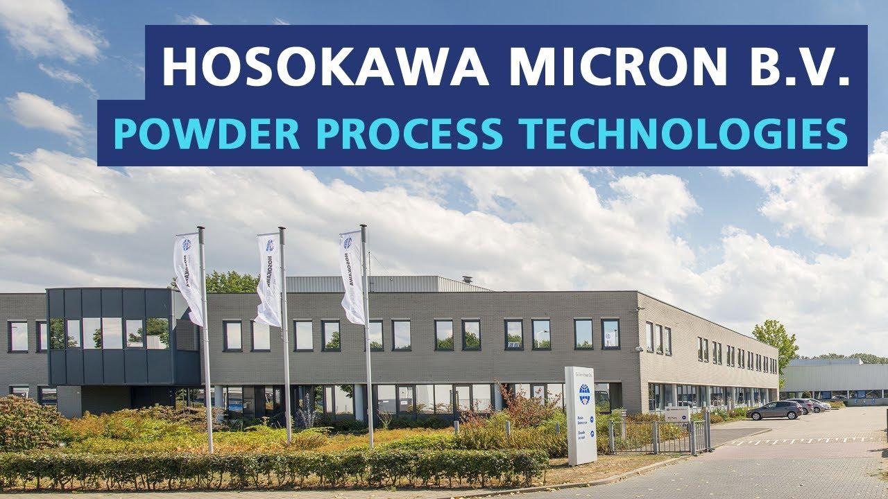 About Hosokawa Micron B V