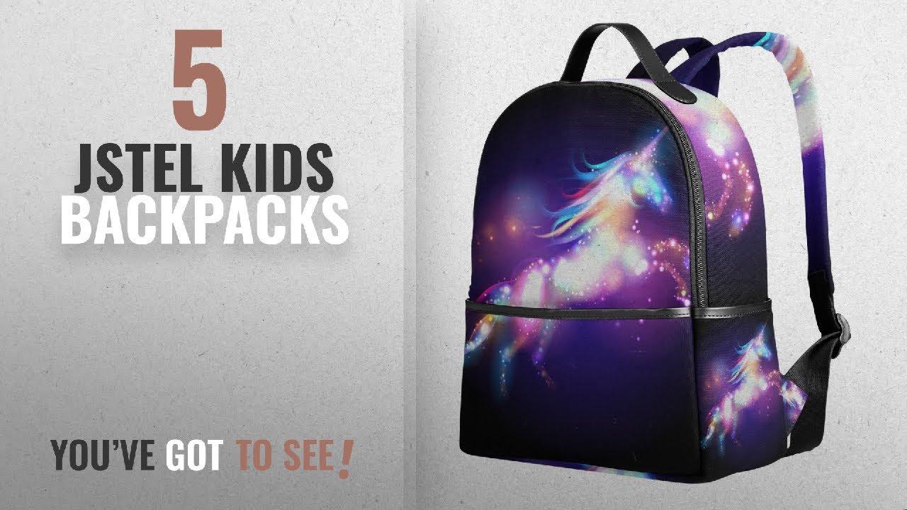 19b426f623 Best Jstel Kids Backpacks  2018   JSTEL Unicorn Magic Stars School ...
