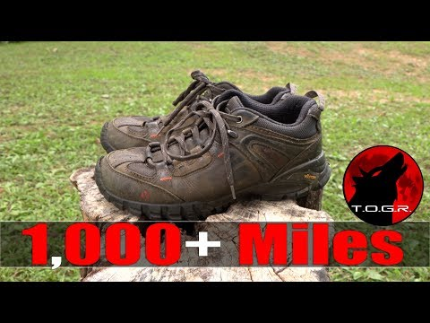 Vasque Men's Mantra 2.0 Hiking Shoe – Review