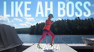 Like Ah Boss - Machel Montano : Zumba® Warm-up choreo by Maria