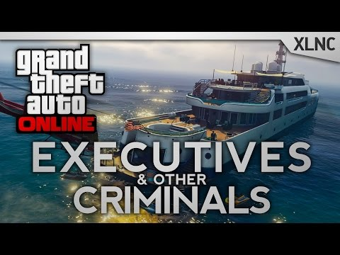 YACHT GANG! [GTAV Online DLC Gameplay]