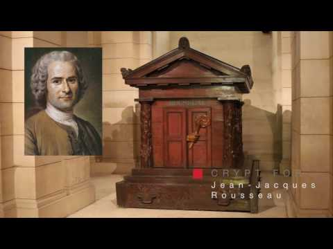 See the tombs of Victor Hugo, Marie Curie, Dumas, Voltaire, and Rousseau