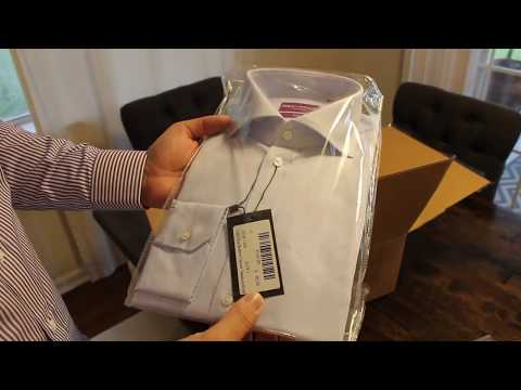 Spier & Mackay Shirt Unboxing from YouTube · Duration:  3 minutes 41 seconds