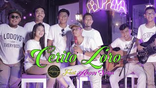 CERITO LORO - TTM Akustik ft Putri Andien (Cover ) Abipraya ft Anggi Setya