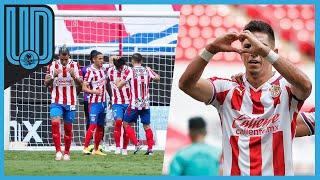 Las Chivas llegan a 18 unidades tras la victoria ante el equipo de Palencia