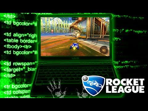 Usamos Hack no Rocket League! Chola Mais
