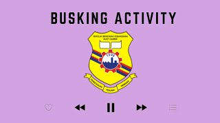 Singing Activity | Busking Team   Smk Bukit Gambir   // Cover Song By Students